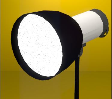 set.a.light 3D Reflektor