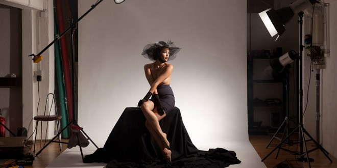 Glamour_Light_Setup_Studio