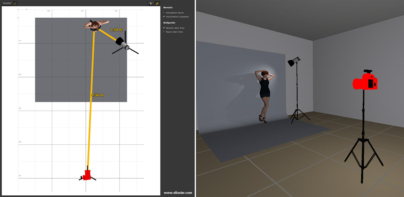 Making-of-Setaufbau-One-Light-Setup