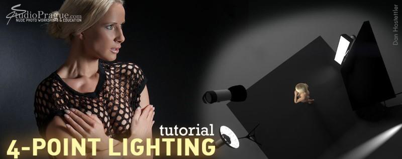 4-Point-Lighting-Tutorial