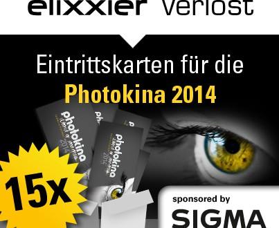 photokina 2014 Tageskarten