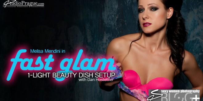 FAST GLAM – Light Modifiers: Beauty Dish