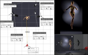 Lichtaufbau-Softboxen-Reflektoren-1