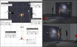 Lichtaufbau-Softboxen-Reflektoren-2