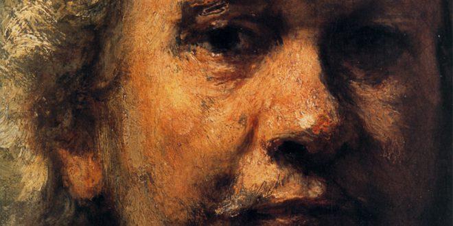 Rembrandt-Self-Portrait