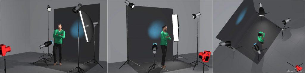 studioansicht-men-portrait-rembrandlight
